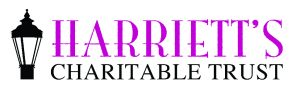 Harriet Lake Charitable Trust pink logo